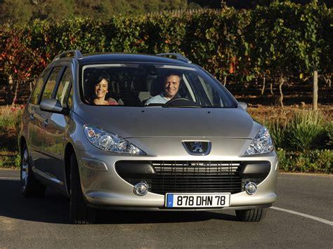 siege auto 307 sw peugeot 307 sw specs 2005 2006 2007 2008 autoevolution