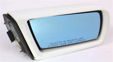 rh side view door exterior mirror   mercedes