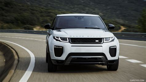 Land Rover Range Rover Evoque Hd Picture by 2016 Range Rover Evoque Td4 4wd In Yulong White Front