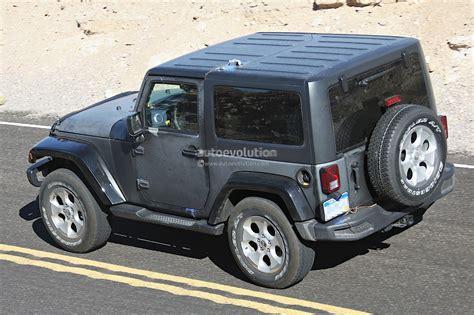 turbo jeep wrangler update 2018 jeep wrangler jl to get 2 0 hurricane turbo