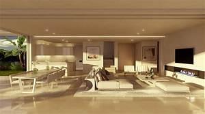 Interiorismo 3D en Marbella ¿Como debemos decorar un salón?