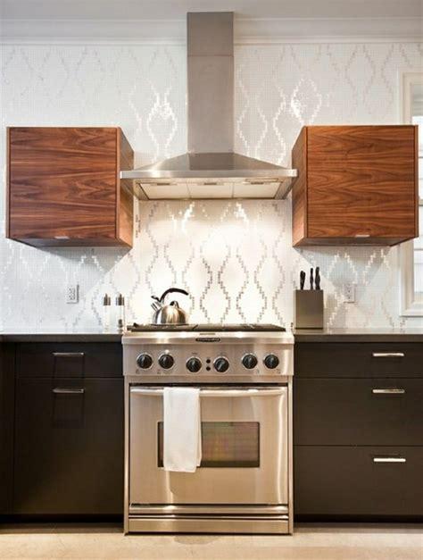 wallpaper in kitchen ideas wallpaper backsplash kitchens