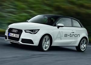 Audi A1 Motorisation : audi la voiture lectrique est adapt e au quotidien ~ Medecine-chirurgie-esthetiques.com Avis de Voitures