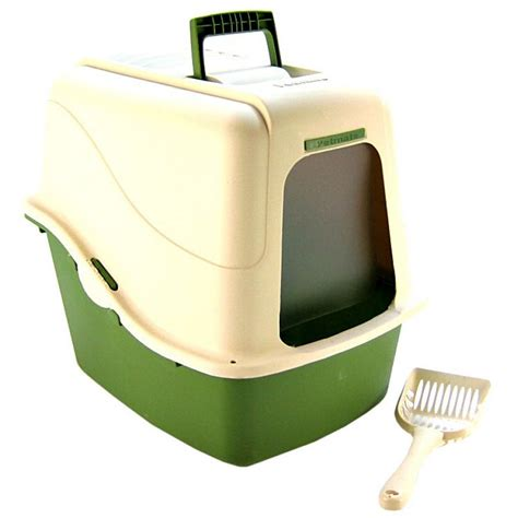 hooded litter box with filter petmate petmate deluxe hooded litter pan cat litter boxes
