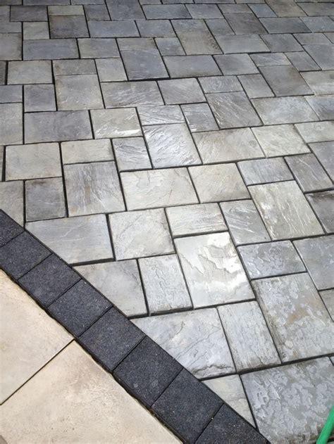 Unilock Bricks by Beautiful Patio Using Unilock Brick Pavers Stonehenge