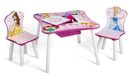 disney princess table and chairs delta children table and chair set with storage disney