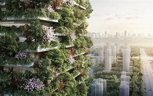 Plans for a 'vertical forest' hotel unveiled in China ...