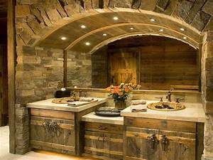 Great Perfect Rustic Bathroom Design Ideas #20021