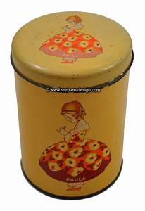 Blechdosen Mit Deckel : runde keksdose mit lose deckel paula dunkelgelb zuletzt verkauft retro design 2nd ~ Yasmunasinghe.com Haus und Dekorationen