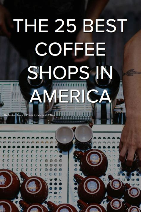 Popular cafe names & coffee shop names. The 25 Best Coffee Shops in America | Coffee shop, Best coffee shop, Coffee shop names