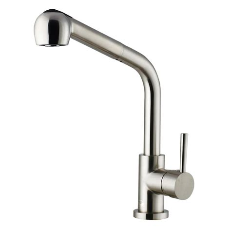 glacier kitchen faucet glacier bay lyndhurst 2 handle bridge side sprayer kitchen faucet in stainless steel 852n 05508