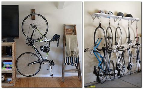 creative bicycle storage ideas home interior design