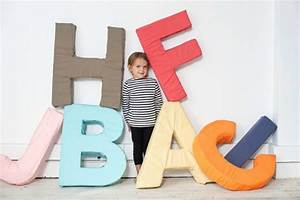 6 ways to get creative with names handmade charlotte With giant foam alphabet letters