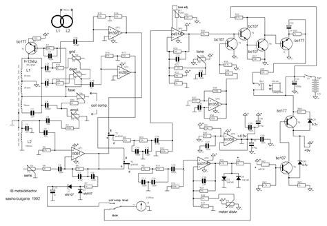 Surfmaster Metal Detector Schematic Diagram Download