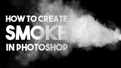 Photoshop Smoke How To Add Smoke To A Cigarette In