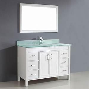 Bath vanities without sinks bathroom design for Spa style bathroom vanity