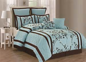 duck river textile eight piece comforter sets