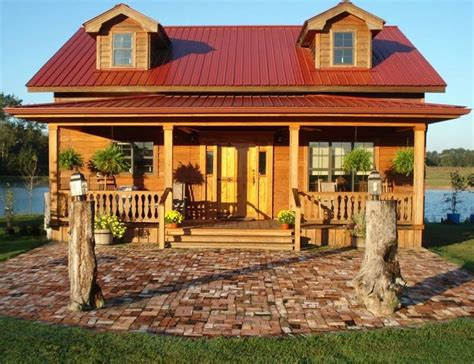Inspiring Cabin Like Houses Photo by Log Homes With Metal Roof Pictures Like The Roof