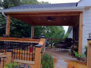 Pictures Of Patio Decks chesterfield fence amp deck company cedar decking