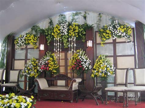 bentuk dekorasi pernikahan ukuran  meter