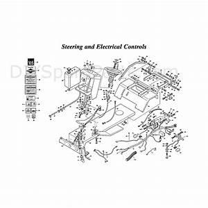 Westwood T1800h 48 U0026quot  Tractor  T1800h48  Parts Diagram  Page 3