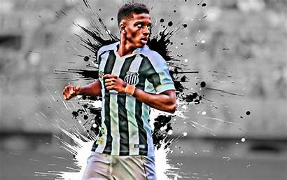 Rodrygo Santos 4k Fc Football Player Brazil