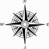 Coloring Rose Compass Wickedbabesblog Printable sketch template