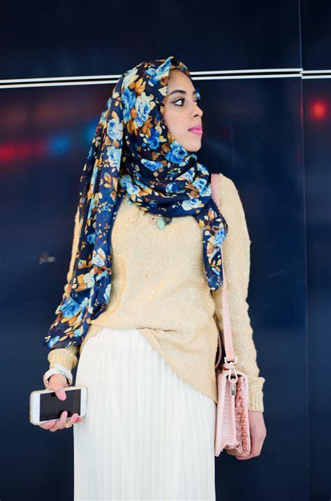 muslimah fashion hijab style modern muslim women maxi