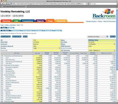 cost analysis spreadsheet template db excelcom