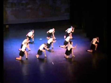 acad 233 mie de danse jacquemin lille spectacle 2011 modern jazz