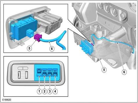Ford Upfitter Switch Wiring Diagram Forums
