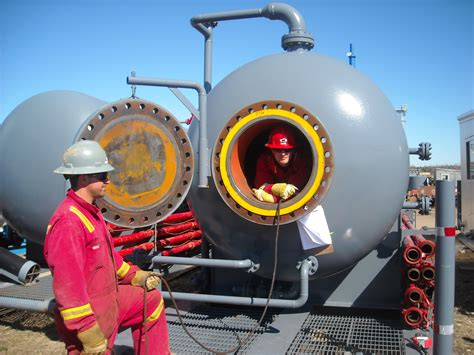 Confined Space Air Testing