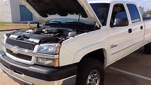 2003 Chevy Silverado 2500hd Duramax Diesel 6speed Manual