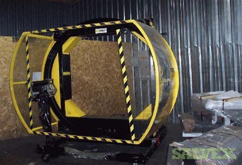 orbital stretch wrap machine salvex