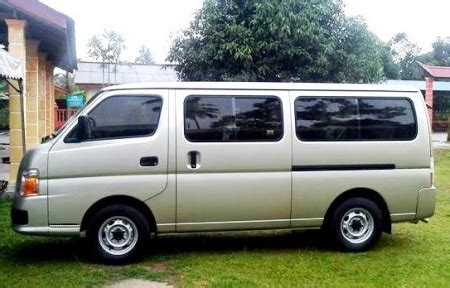 Viano seats are designed to offer maximum comfort for short and long distance journeys and beautifies with attractive features. 8 Seater Passenger Nissan Minivan booking Delhi India ...