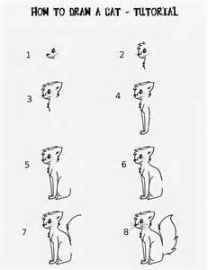 how to draw a cat step by step schools singapore
