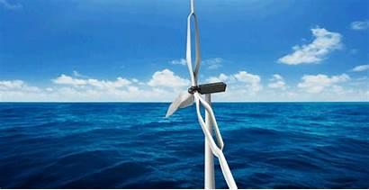 Wind Turbine Energy Blade Innovation Ocean Ucla
