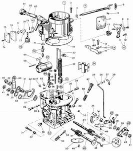 Weber 28  36 Dm A1 Parts Diagram