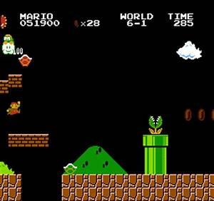 TMK | Reference | Bugs/Glitches | Super Mario Bros. (NES ...