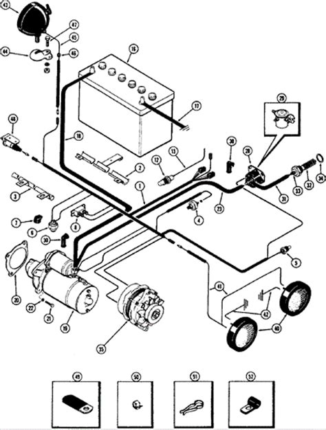 Case Wiring Diagram Auto Electrical