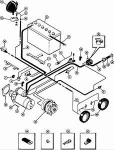 Electrical Case 580ck  U2013 Help Me Understand