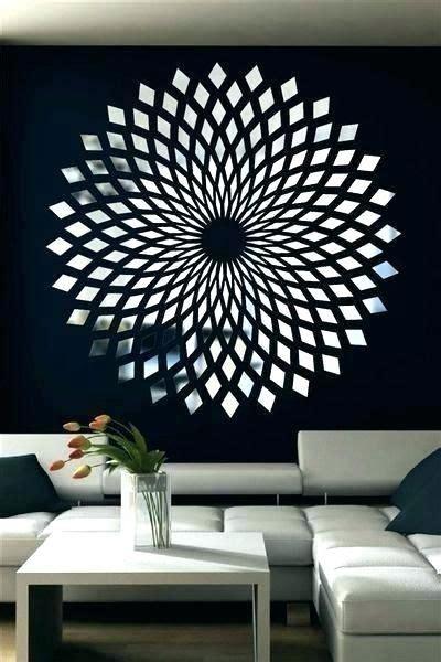 1x 30pcs diy circles acrylic wall stickers. Best Small Circle Mirrors on Wall Living Room | Mirror decal, Reflective wall decals, Diy wall art