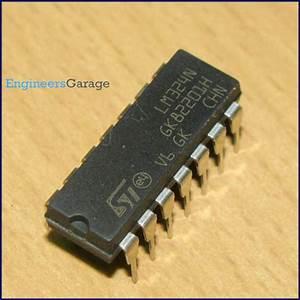 Lm324 Ic Pin Diagram  U0026 Description