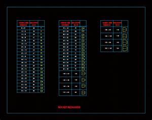 Socket Reducers DWG Block for AutoCAD • Designs CAD