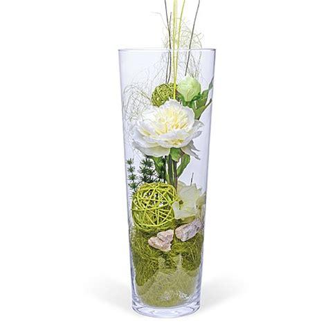 Hohe Vase Dekorieren dekorationen aus holz dekorationen hohe glasvase