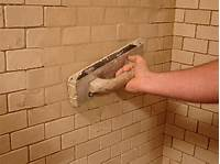 how to tile shower walls How to Install Tile in a Bathroom Shower   Bathroom Ideas & Design with Vanities, Tile, Cabinets ...