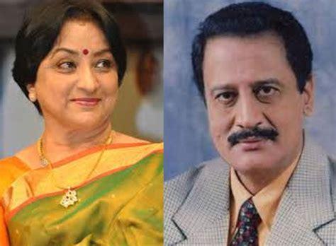 actress lakshmi husband lakshmi and mohan sharma divorce photos