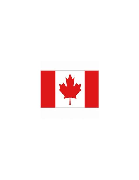 Drapeau Canada - Stock Americain