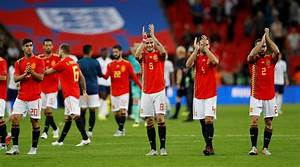 Soccer Blog | Spain beat England in Nations League opener