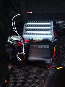Need Help Installing Subwoofer With Amp To Oem Hu And